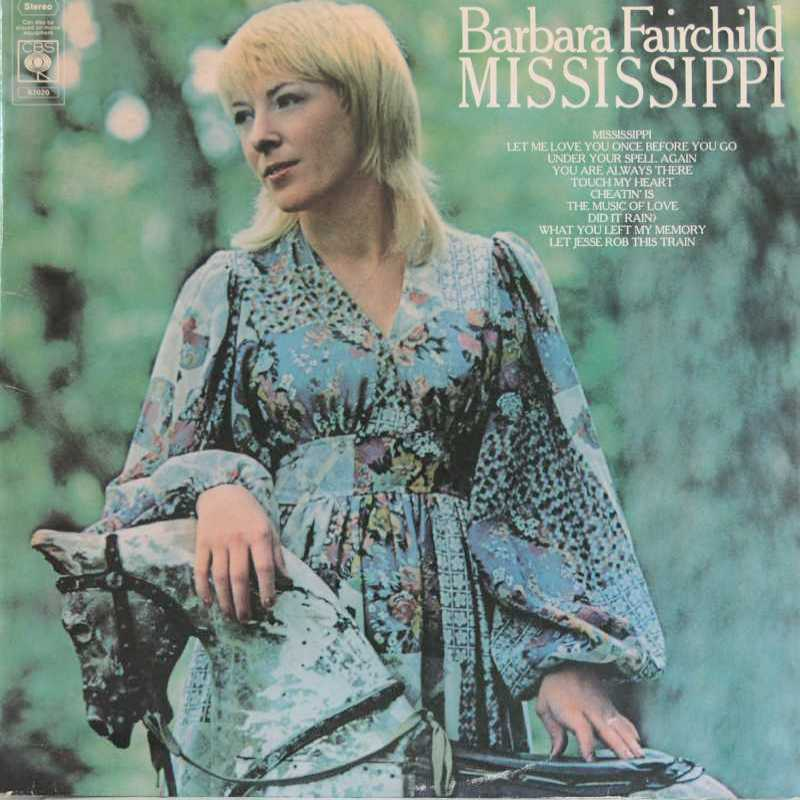 Barbara Fairchild - Mississippi (Country Music vinyl record for sale)