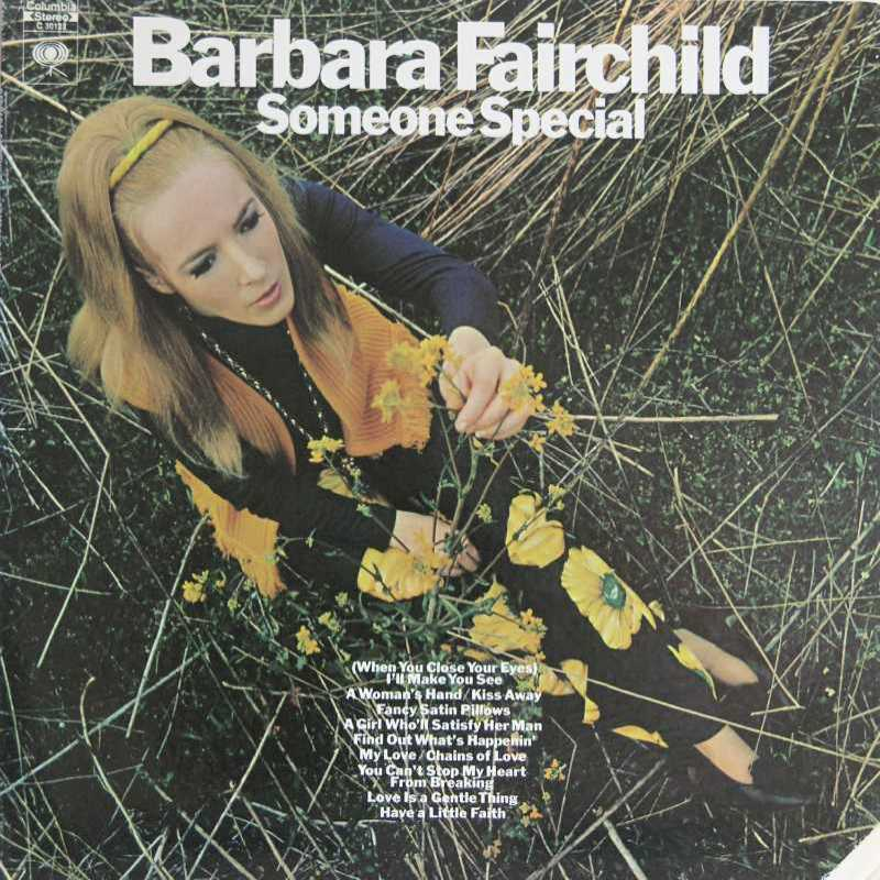 Barbara Fairchild - Someone Special (Country Music vinyl record for sale)