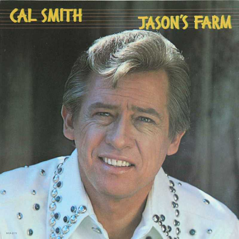 Cal Smith - Jason's Farm (Country Music vinyl record for sale)