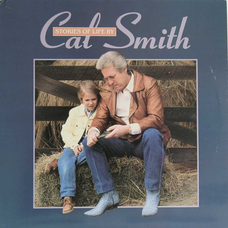 Cal Smith - Stories Of Life (Country Music vinyl record for sale)