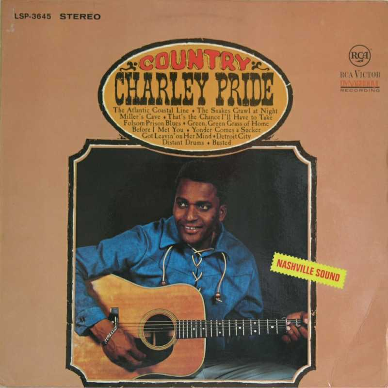 Charley pride vinyl records and cds for sale country charley pride mozeypictures Images