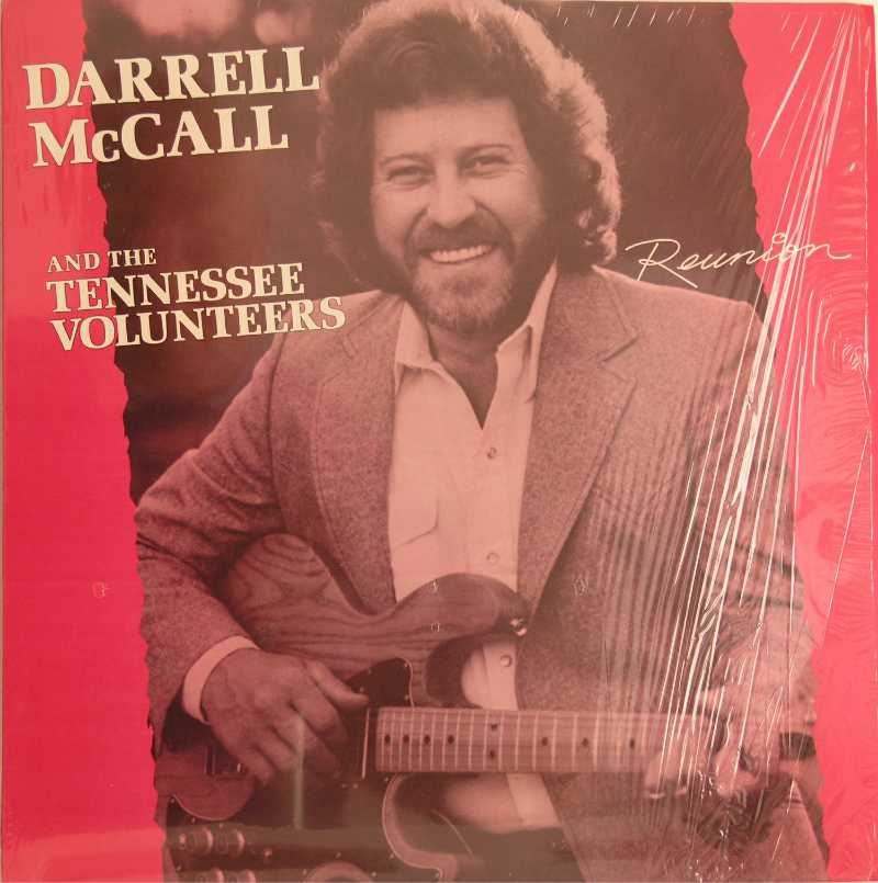 Darrell McCall - Reunion (Country Music vinyl record for sale)