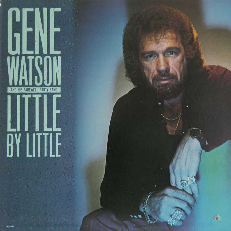 Gene Watson - Little By Little (Country Music vinyl record for sale)