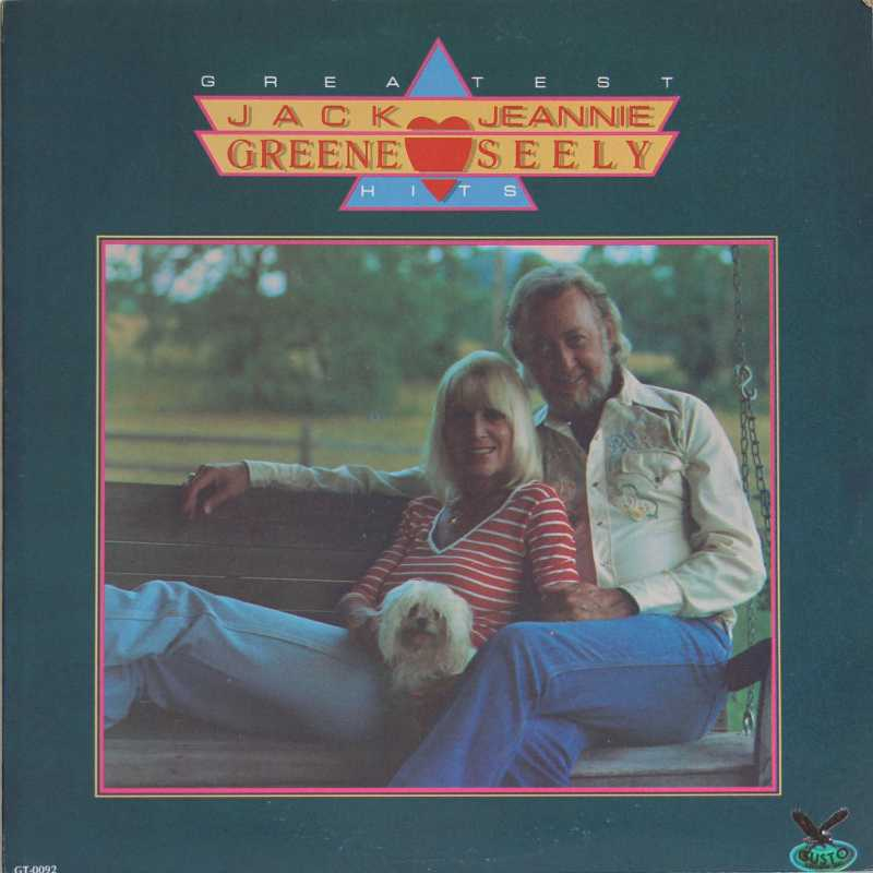 Jack Greene And Jeannie Seely - Jack Greene And Jeannie Seely's Greatest Hits  (Country Music vinyl record for sale)