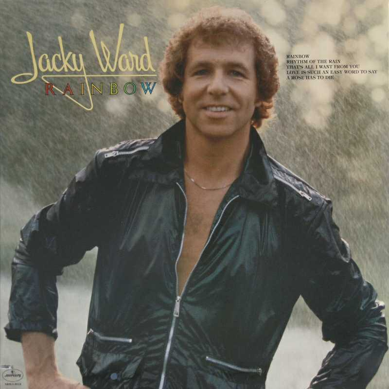 Jacky Ward - Rainbow (Country Music vinyl record for sale)