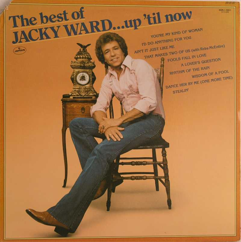 The Best Of Jacky Ward Up Till Now