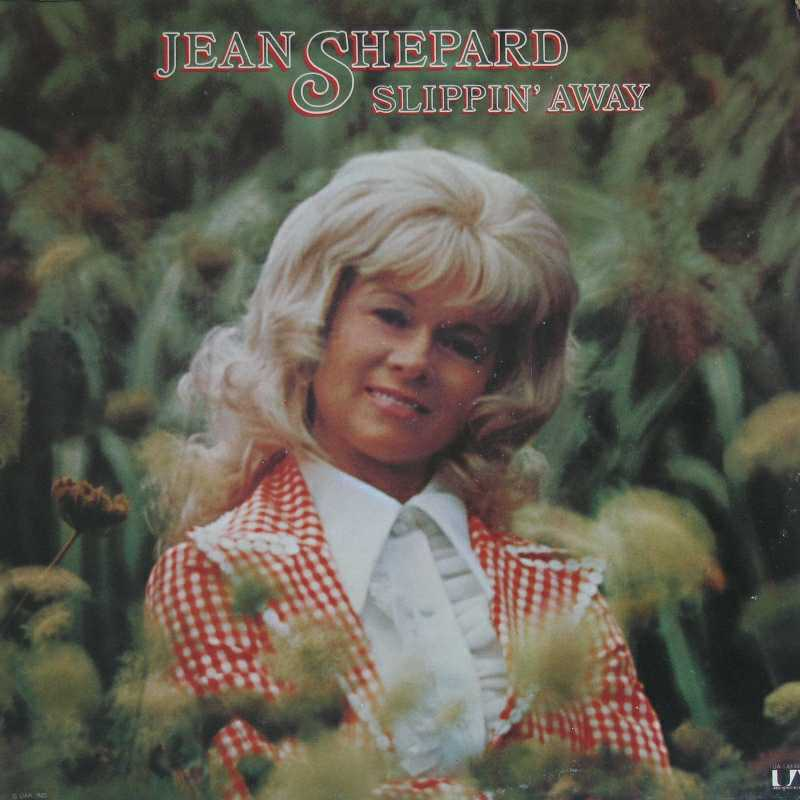 Jean Shepard - Slipping Away  (Country Music vinyl record for sale)