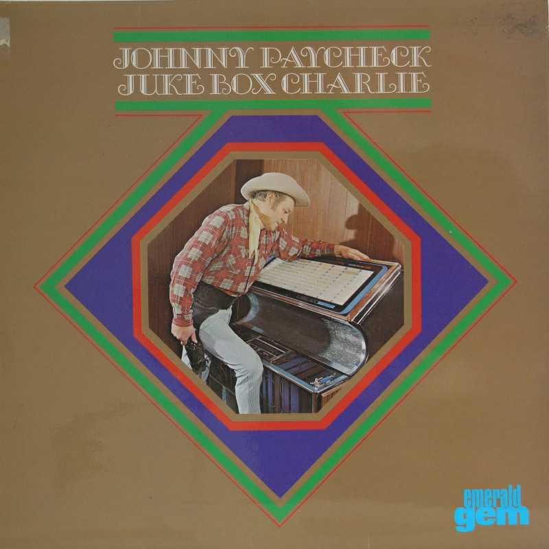 Johnny Paycheck - Jukebox Charlie  (Country Music vinyl record for sale)