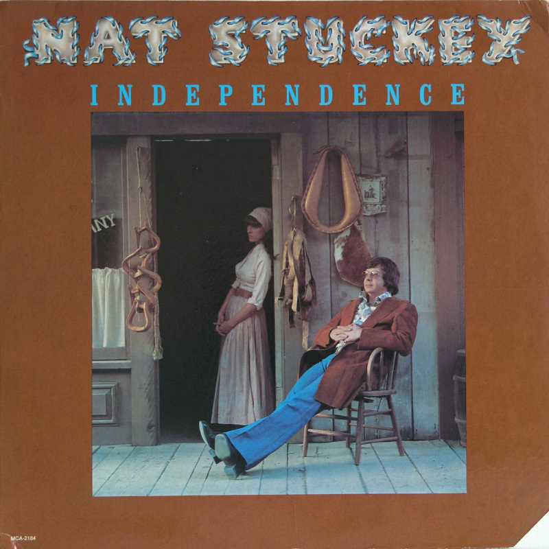 Nat Stuckey - Independence (Country Music vinyl record for sale)
