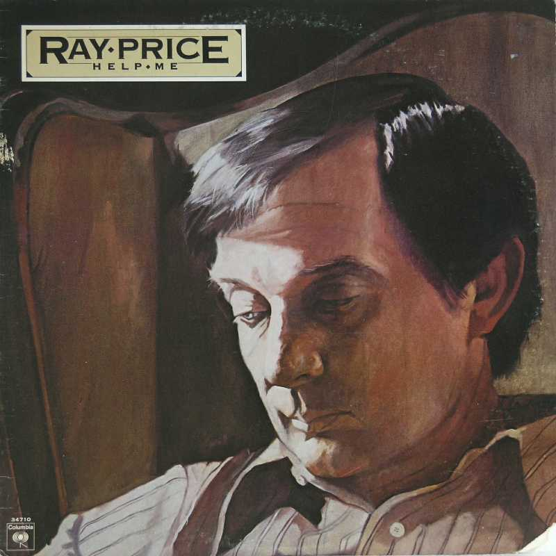 Ray Price - Help Me (Country Music vinyl record for sale)