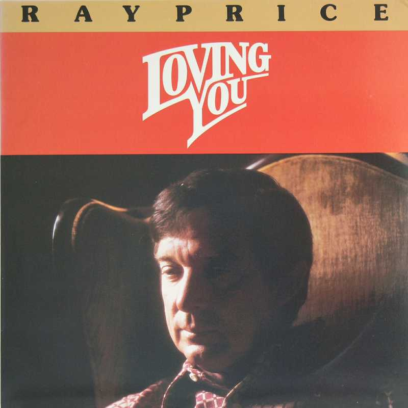 Ray Price - Loving You (Country Music vinyl record for sale)