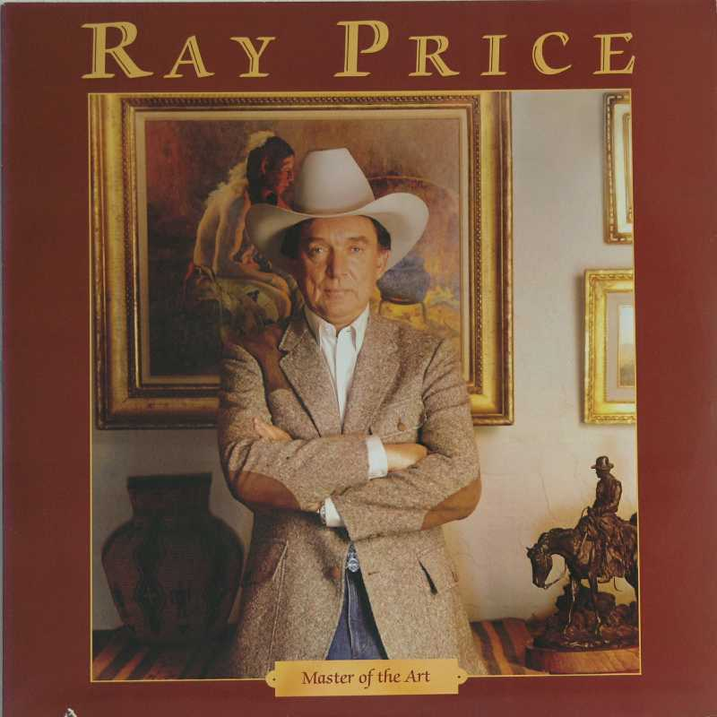 Ray Price - Master Of The Art (Country Music vinyl record for sale)