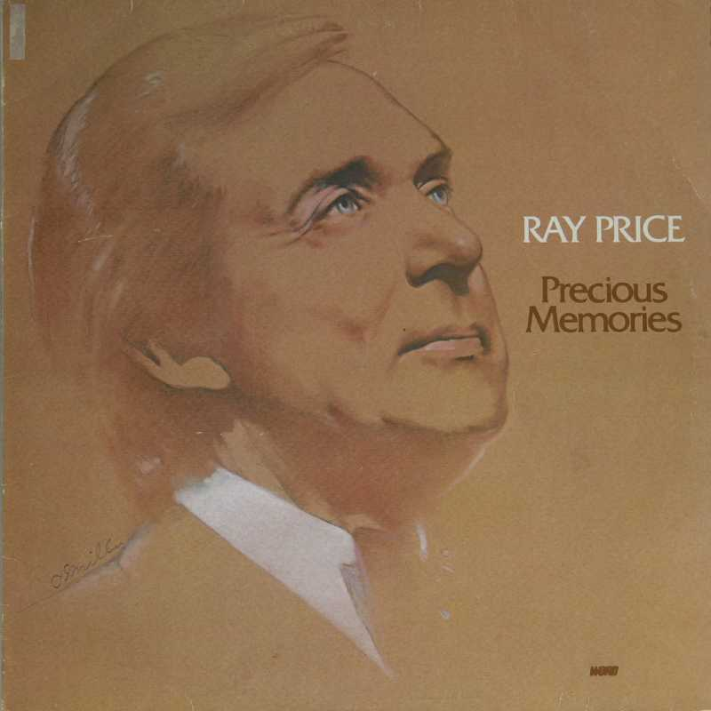 Ray Price - Precious Memories (Country Music vinyl record for sale)