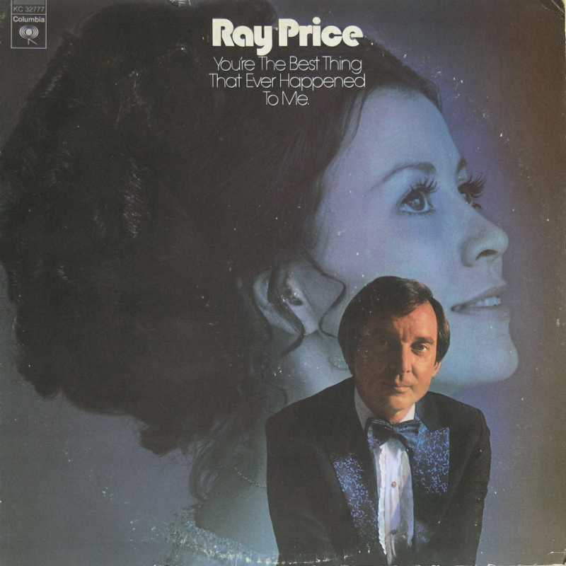 Ray Price - You're The Best Thing That Ever Happened To Me (Country Music vinyl record for sale)