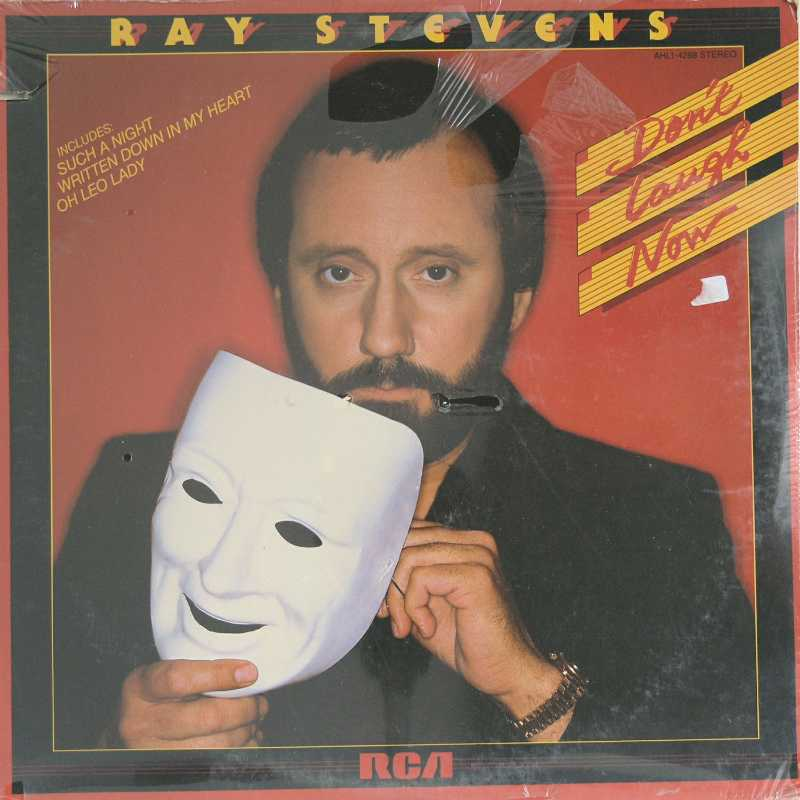 Ray Stevens - Don't Laugh Now (Country Music vinyl record for sale)