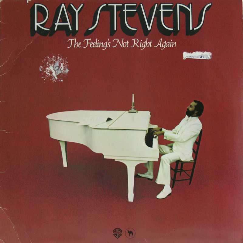 Ray Stevens - The Feeling's Not Right Again (Country Music vinyl record for sale)