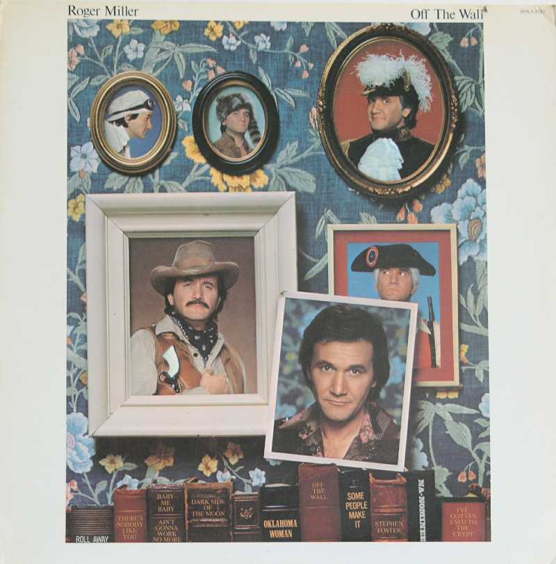 Roger Miller - Off The Wall (Country Music vinyl record for sale)