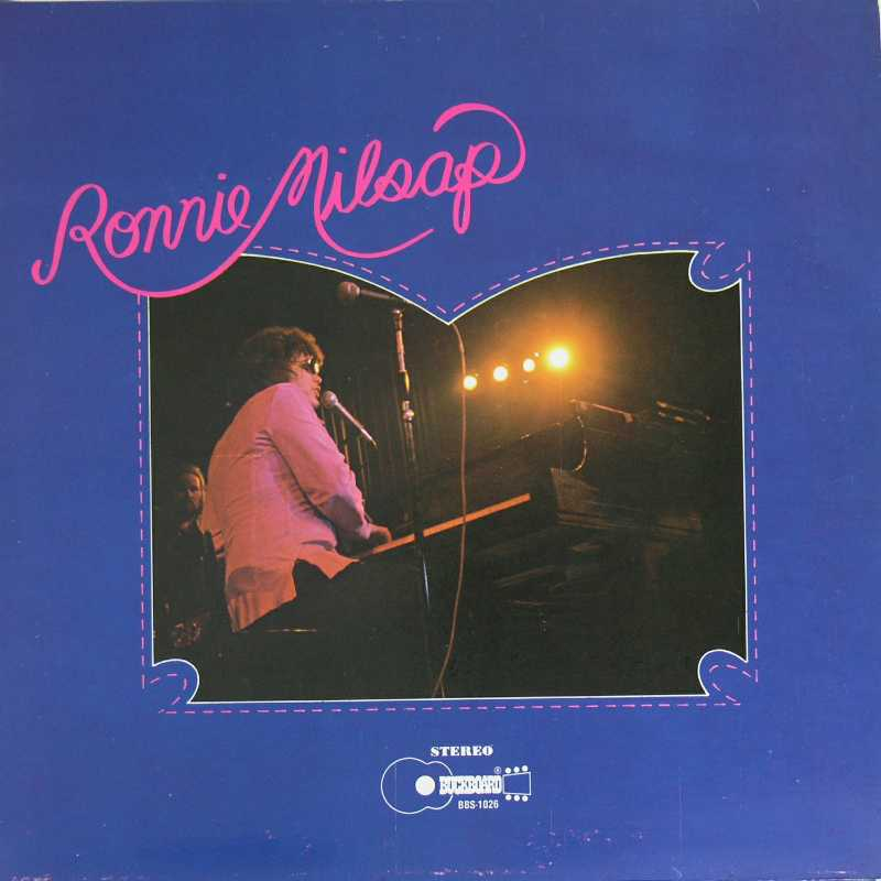Ronnie Milsap - Ronnie Milsap (Self Titled) (Country Music vinyl record for sale)