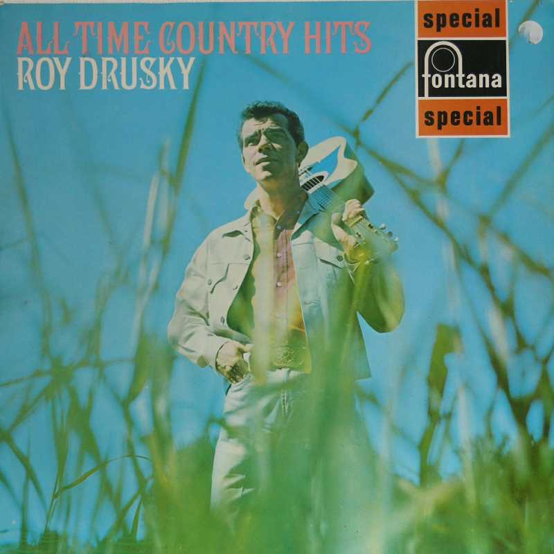 Roy Drusky - All Time Country Hits  (Country Music vinyl record for sale)