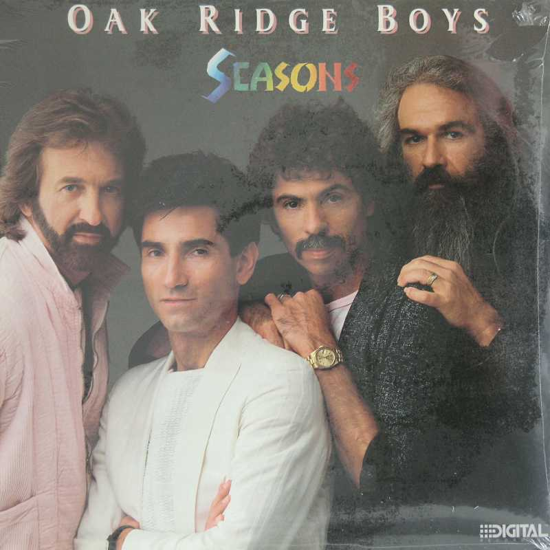 The Oak Ridge Boys - Seasons (Country Music vinyl record for sale)
