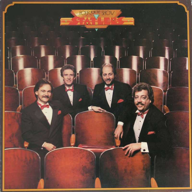 The Statler Brothers - Four For The Show (Country Music vinyl record for sale)