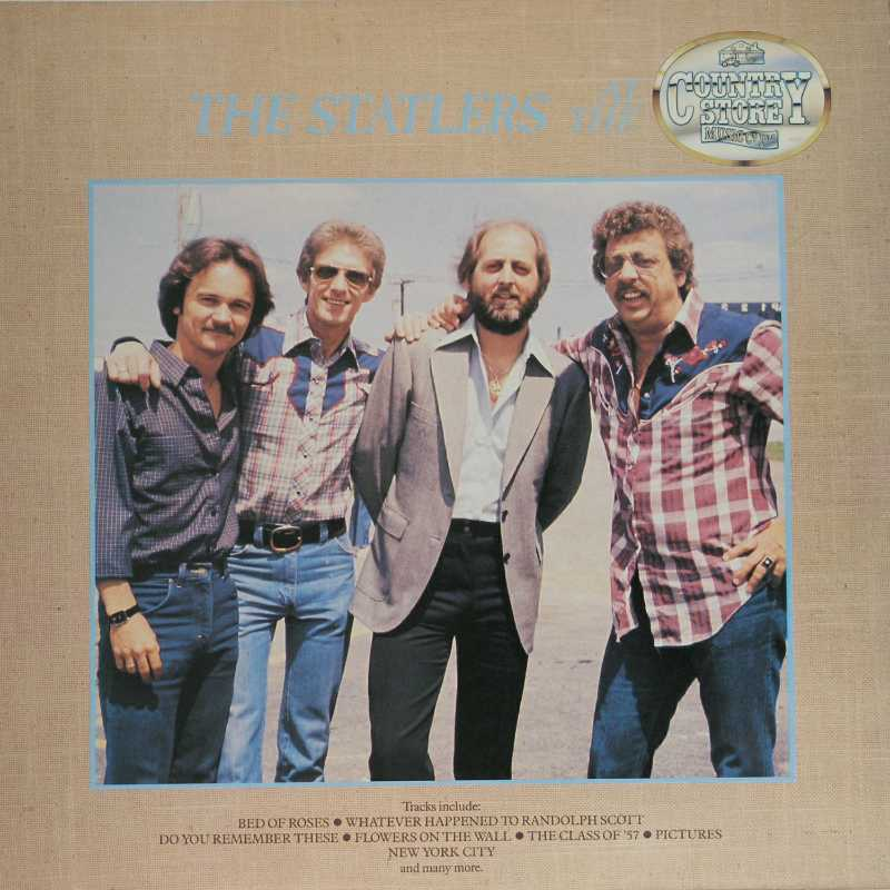 The Statler Brothers - The Statlers At The Country Store (Country Music vinyl record for sale)