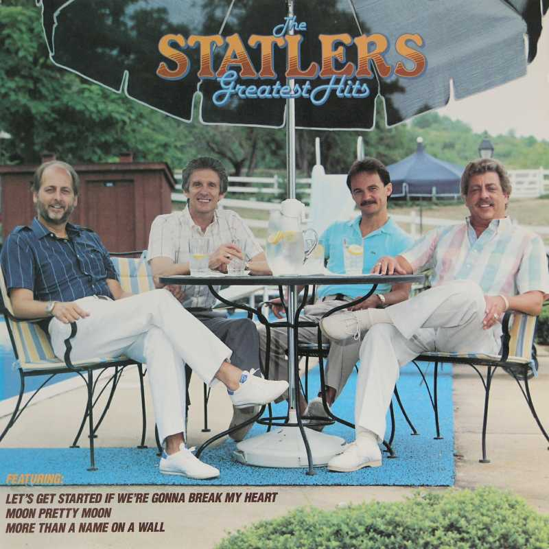 The Statler Brothers - The Statler's Greatest Hits (Country Music vinyl record for sale)