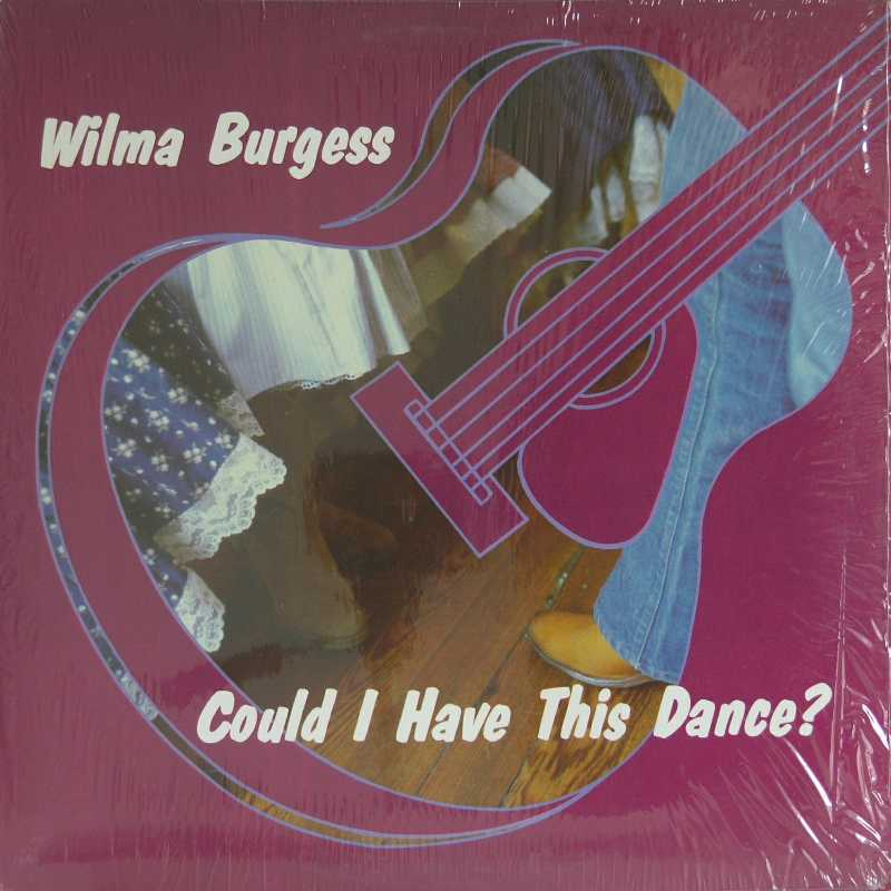 Wilma Burgess - Could I Have This Dance (Country Music vinyl record for sale)