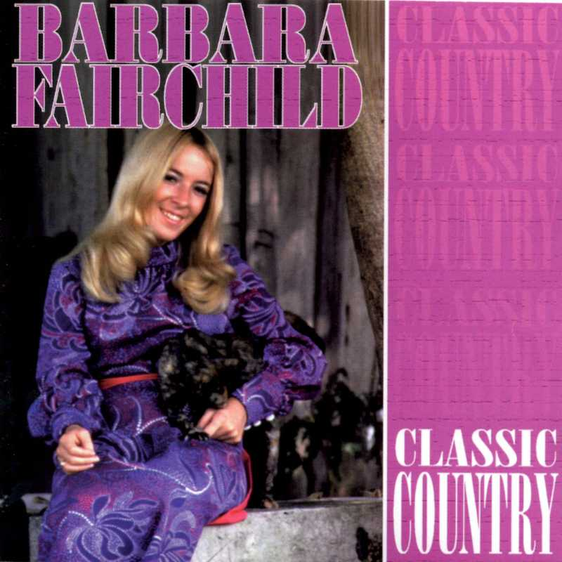 Barbara Fairchild - Classic Country(Country Music vinyl records and CDs for sale)