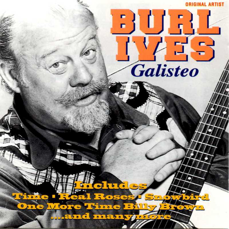 Burl Ives - Galisteo (Country Music vinyl records and CDs for sale