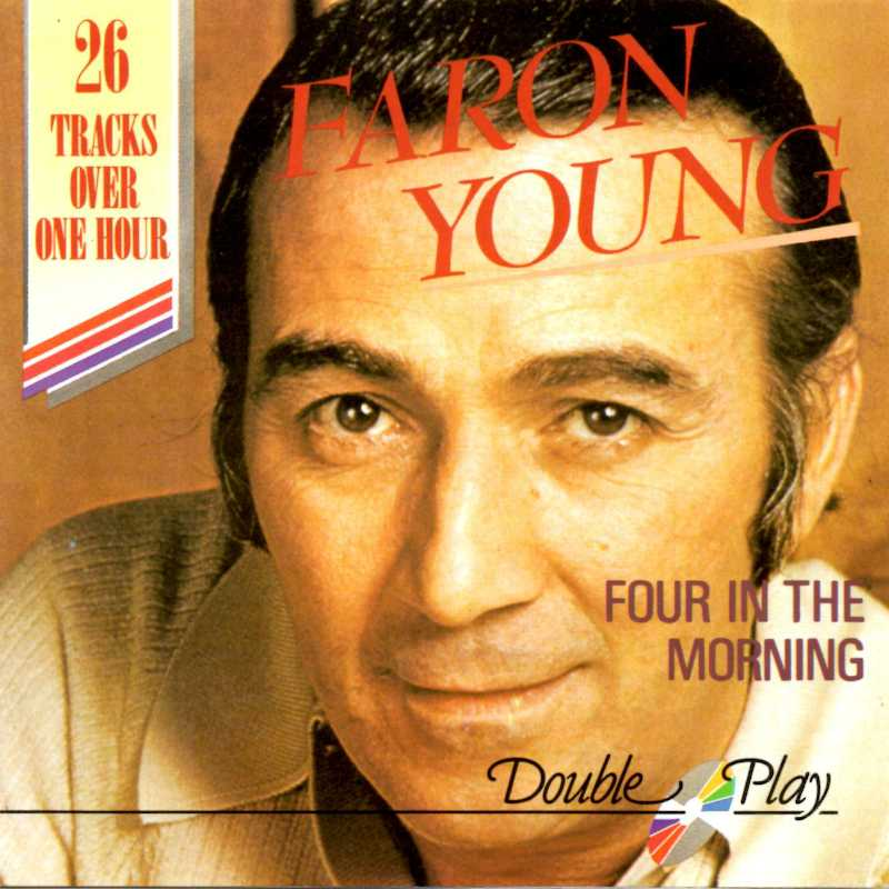 Faron Young - Four In The Morning(Country Music vinyl records and CDs for sale)