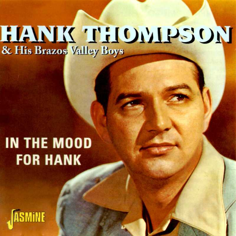 Hank Thompson - In The Mood For Hank (Country Music vinyl records and CDs for sale)