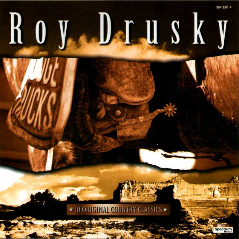 Roy Drusky - All American Country(Country Music vinyl records and CDs for sale)