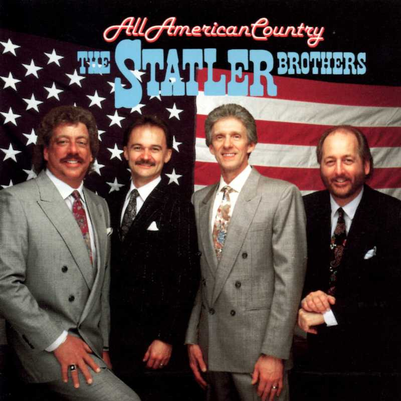 The Statler Brothers - All American Country (Country Music vinyl records and CDs for sale)