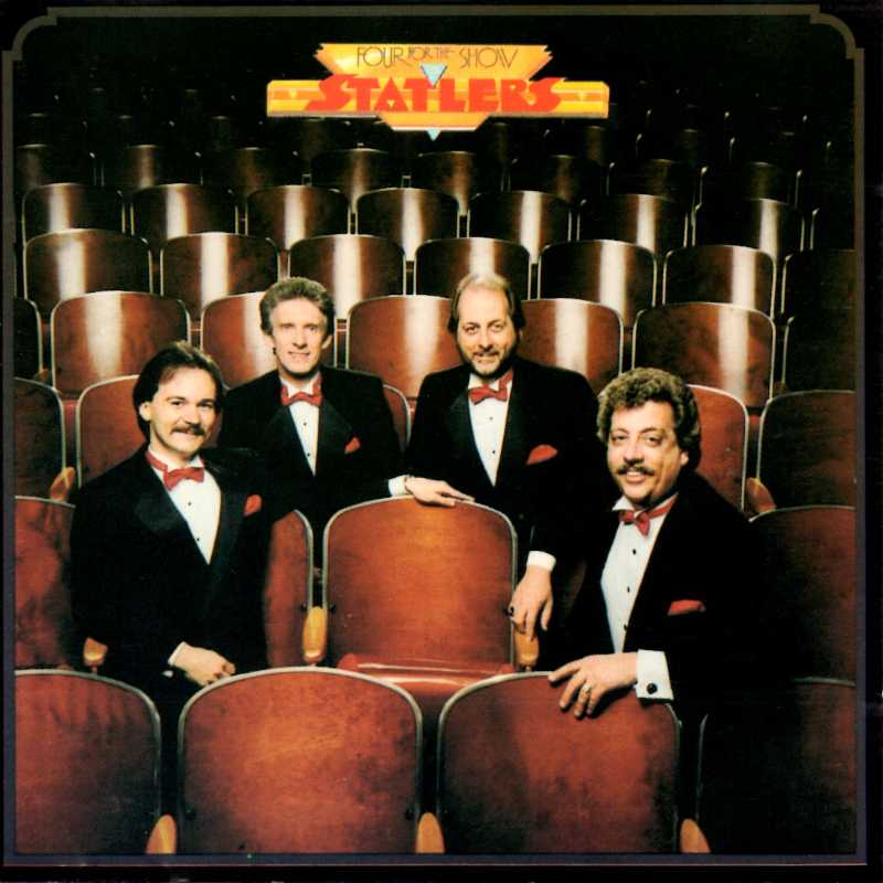 The Statler Brothers - Four For The Show (Country Music vinyl records and CDs for sale)